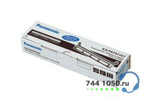 Тонер-картридж Panasonic KX-FAT411A